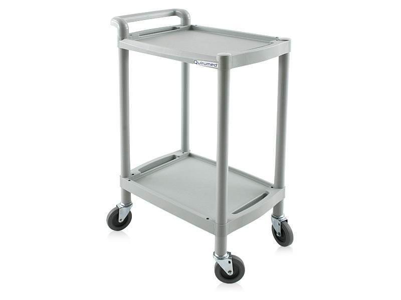 Resistent vagn med hjul och två hyllor nordmed u2122 u2013 Sjukvårdsprodukter& Utrustning