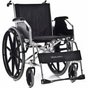 Hopfällbar rullstol i aluminium